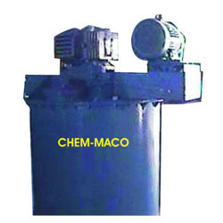 Churner For Leather Adhesive Manufacturing