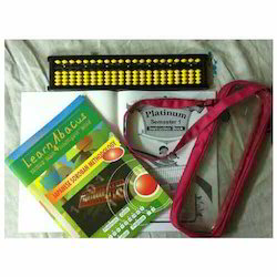 Student Abacus Kit with Automatic Clearing Abacus