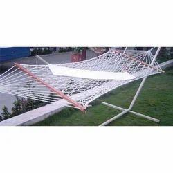 Single Cotton Rope Hammock - 4416C