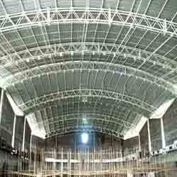 Modular Dome Structures Large Steel Space Frame