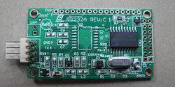 RS232 Interface Board