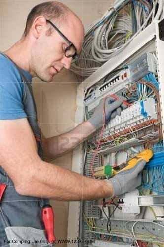 Electrical Controls Panel Wiring