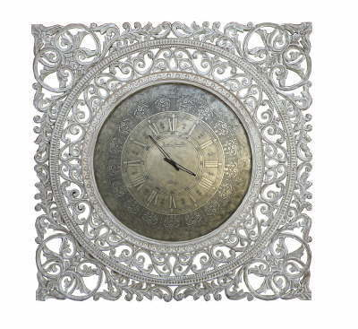 Srs Special Clocks Wooditt Wall Clocks द व र क घड In Basni Jodhpur Shree Roopshree Art Exports Id 1491127291