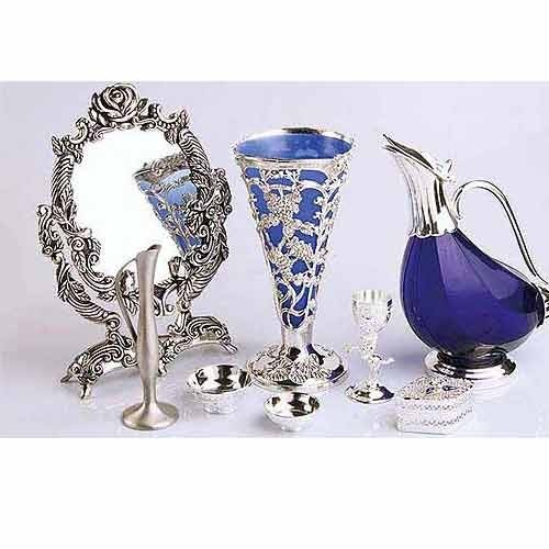 Silver corporate gift item silver jug manufacturer from pune silver gift article negle Choice Image