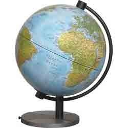 Political Globe BEP-001