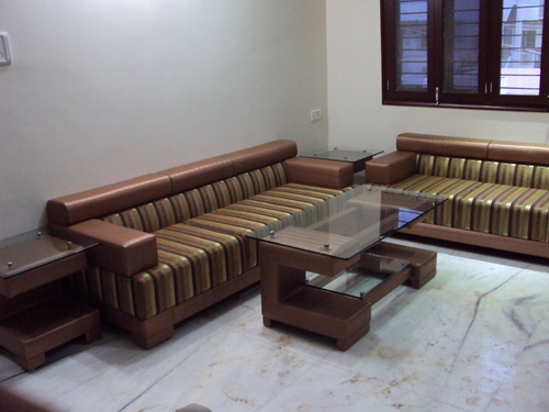 Sofa Designs Low Back Sofa Manufacturer From Vadodara