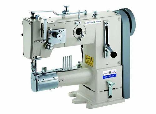 Tape Attaching Stitching Folding Binding Sewing Machine Divshum Magnificent Binding Sewing Machine