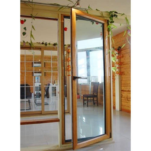 Slide Office Aluminum Door