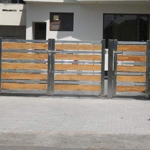 Shiv Steel Amp Plywood Retailer Of Steel Gates Amp Wrought