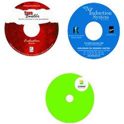 CD/DVD Offset Printing