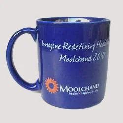 Company Logo Coffee Mugs