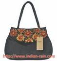 Reese  Silk  Embroidery Zari Bags