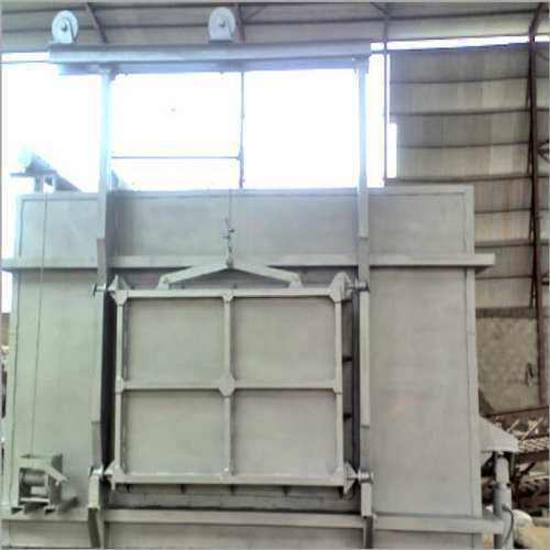 Skelner Furnace Sliding Door Operated Manually : furnace door - pezcame.com
