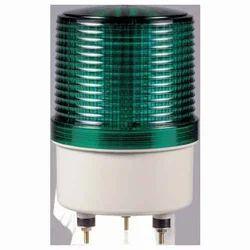 Led Aluminium Alloy Standard Flashing Warning / Signal Light, For Industrial