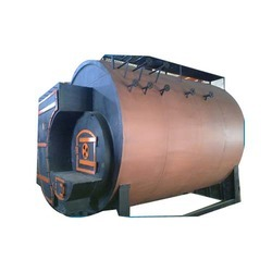Coconut Shell Fired Fully Wetback Boiler