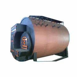 Coconut Shell Fired 1000 Kg/hr Steam Boiler