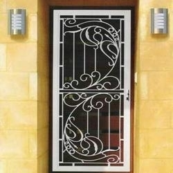 Grill Doors Fabrication Services In Pune - Iron Grill Doors Service Provider From Pune : door grates - Pezcame.Com