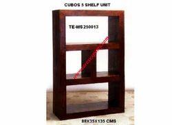 Cubos 5 Shelf Unit