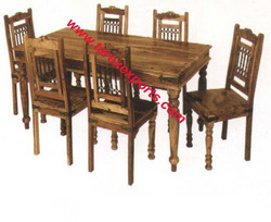 Dinig Table Wth Chair