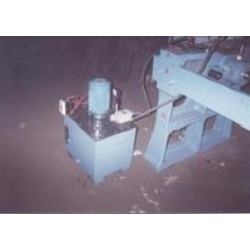 Motorized Hydraulic Filter Press