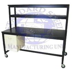 Grey standard Laboratory Work Bench