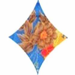 Coloured Khadi Printing (Yellow, Chandan, Kesaria)