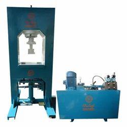 Demoulding Paver Hydraulic Press Machine