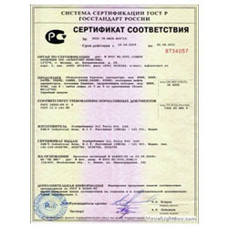 Chctema Certificate