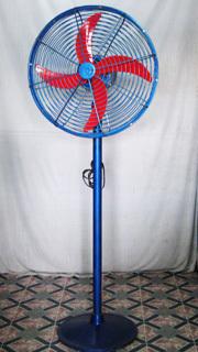 Pedestal Silent Fan & Pedestal Silent Fan Farata Fan - Jain Mist Fan Delhi | ID ...