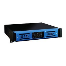 E15 MC2 Installation Amplifiers