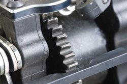 Differential,Crown Pinion & Propeller