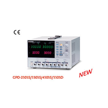 Multiple Output Programmable Linear D C  Power Supply - Automate