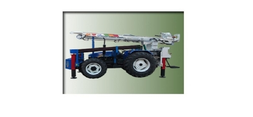 Tractor Mounted Rig   M Basheer Hydraulics   Manufacturer