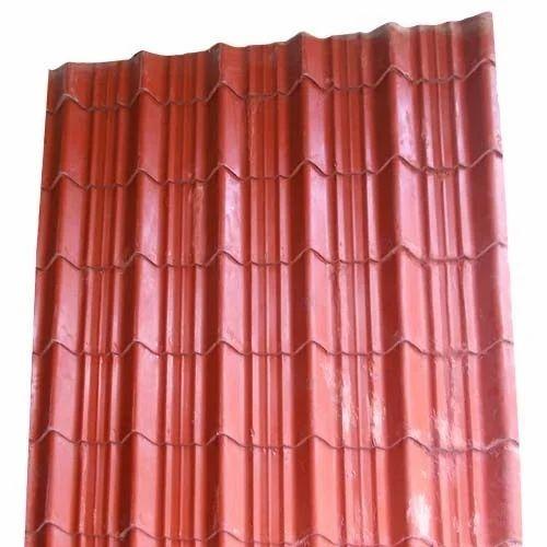 Fibre Roofing Sheets Fiber Tile Sheets Wholesaler From Thane