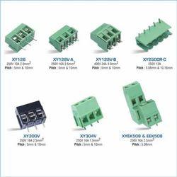 Xinya Terminal Blocks ( Green  Connectors)