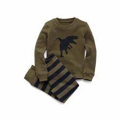 Kids Knit Pyjamas