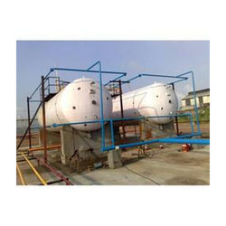 LPG And Propane Storage Tanks