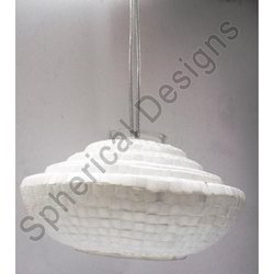 Glass Mosaic Pendant Lamp