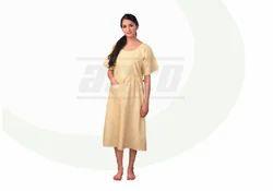 Female Patient Gown