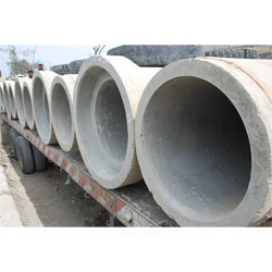 Concrete Pipes - Concrete Pipe Manufacturer from Vadodara