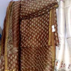Maheshwari Silk Suit | South City 2, Gurgaon | Ambient Exports ...