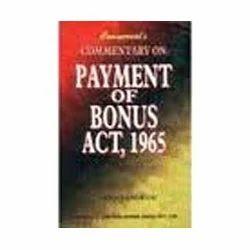 Bonus Act 1965