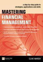 Mastering Financial Management: A Step- By- Step Guide