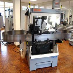 caf100 side sharpening machine for band saw blades