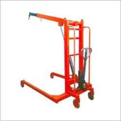 Hydraulic Mobile Floor Cranes At Best Price In India