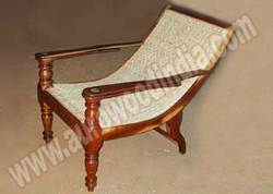 Wooden Easy Chairs Wooden Easy Chair Manufacturer from Pondicherry