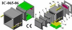 Digital Panel Meter Enclosure DIN 96x96x65