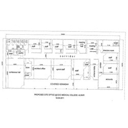 Interior Office Plan
