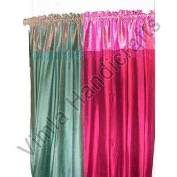Embroidered U0026 Patchwork Curtains