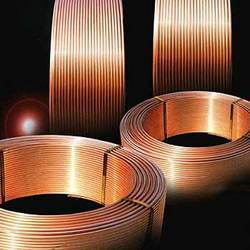 Copper Plain Tube